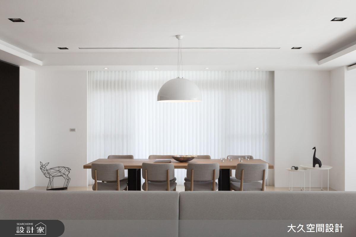 98坪新成屋(5年以下)_休閒風餐廳案例圖片_大久空間設計有限公司_大久_08之6