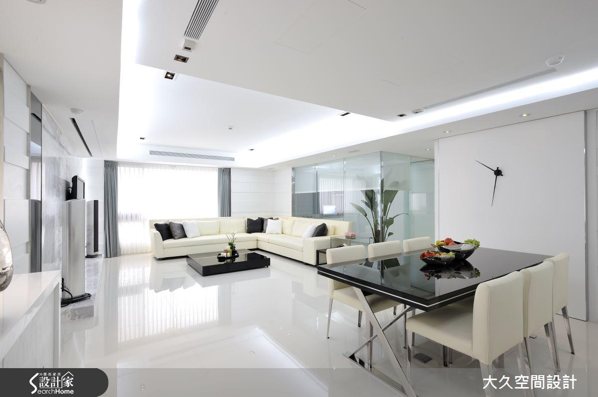 超美的素淨昭和顏! 34 坪現代宅給你美肌好印象