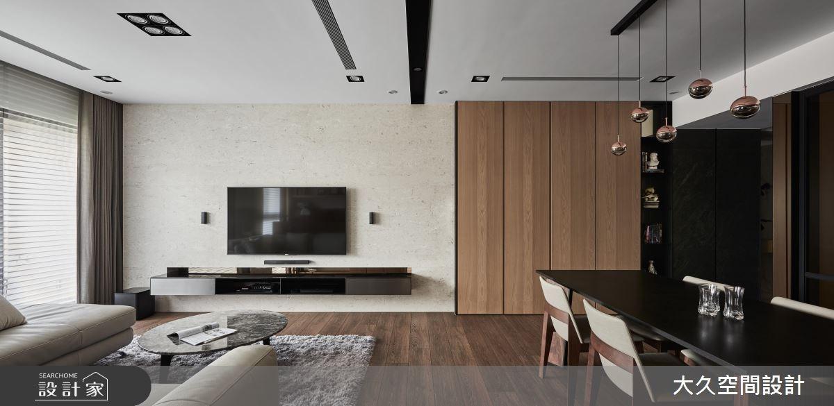 新成屋(5年以下)_奢華風客廳案例圖片_大久空間設計有限公司_大久_14之2
