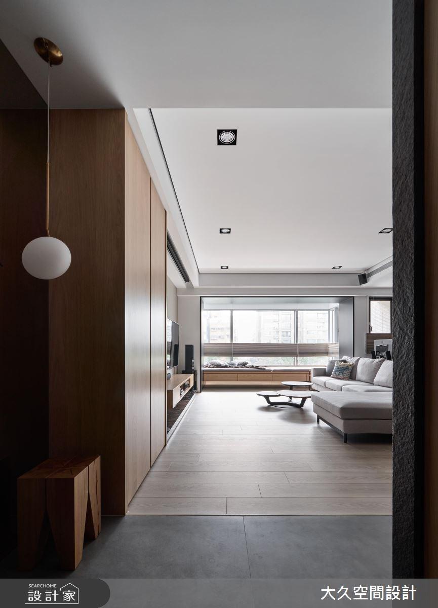 新成屋(5年以下)_休閒風客廳案例圖片_大久空間設計有限公司_大久_16之1