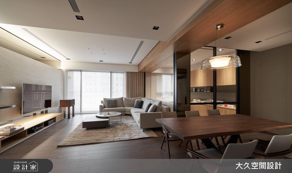 新成屋(5年以下)_人文禪風客廳案例圖片_大久空間設計有限公司_大久_21之3