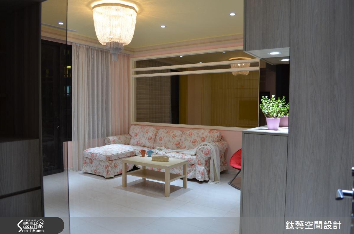 40坪新成屋(5年以下)_北歐風案例圖片_鈦藝空間設計_鈦藝_04之1