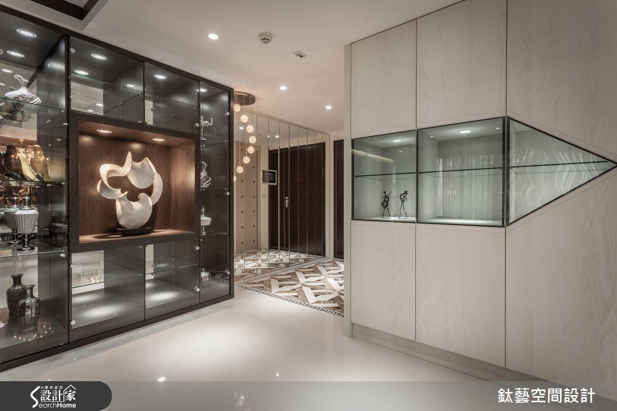 50坪新成屋(5年以下)_混搭風案例圖片_鈦藝空間設計_鈦藝_05之3
