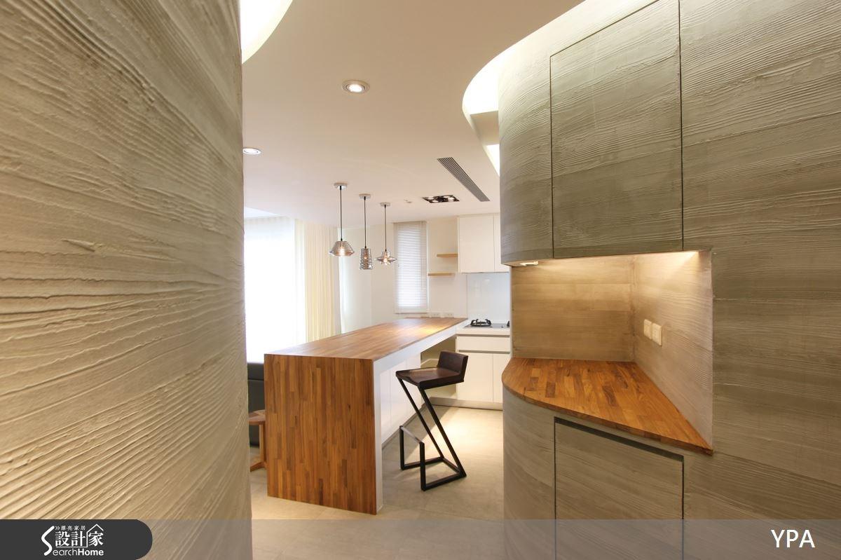 30坪老屋(16~30年)_現代風案例圖片_YEN Partnership Architects  / 十彥設計_十彥_01之2
