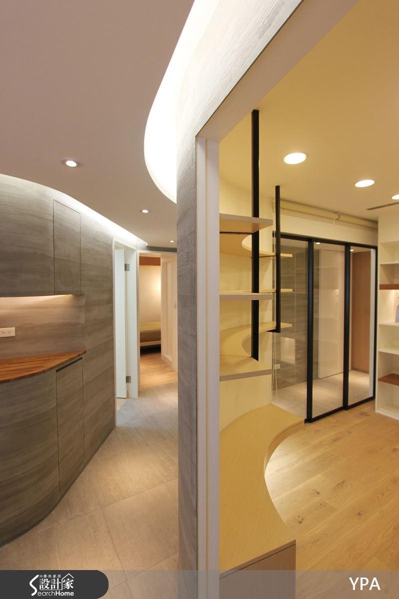 30坪老屋(16~30年)_現代風案例圖片_YEN Partnership Architects  / 十彥設計_十彥_01之6