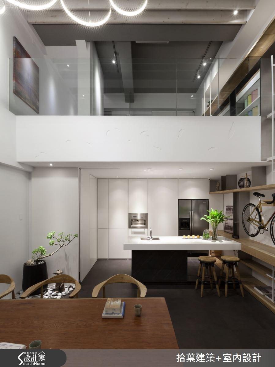 12坪中古屋(5~15年)_現代風商業空間案例圖片_拾葉建築+室內設計_拾葉_02之2