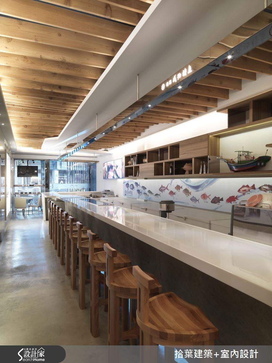 60坪老屋(16~30年)_現代風商業空間案例圖片_拾葉建築+室內設計_拾葉_04之2