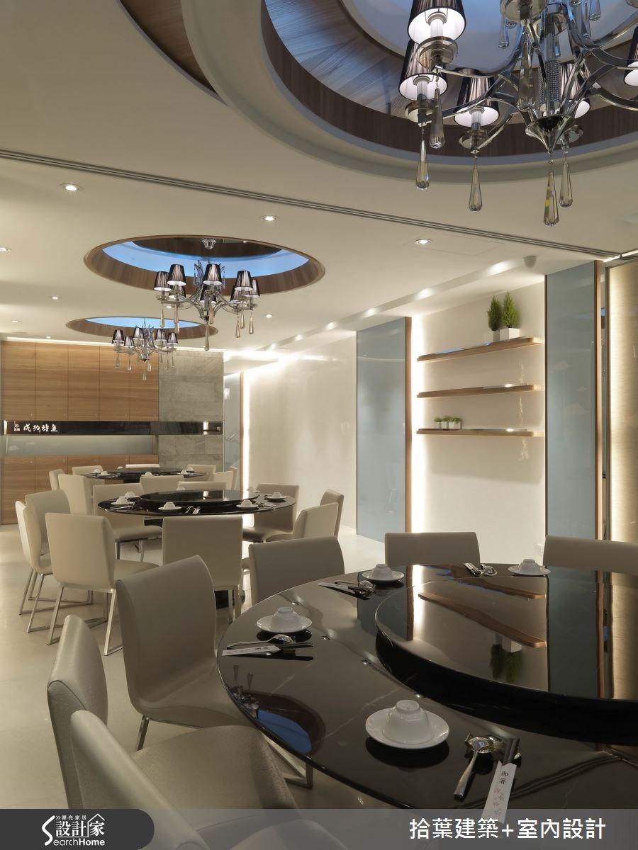 60坪老屋(16~30年)_現代風商業空間案例圖片_拾葉建築+室內設計_拾葉_04之4