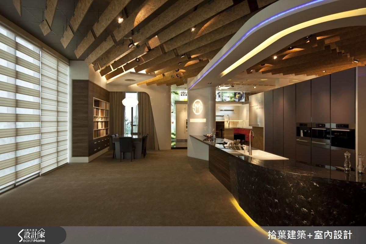 200坪新成屋(5年以下)_現代風案例圖片_拾葉建築+室內設計_拾葉_08之2