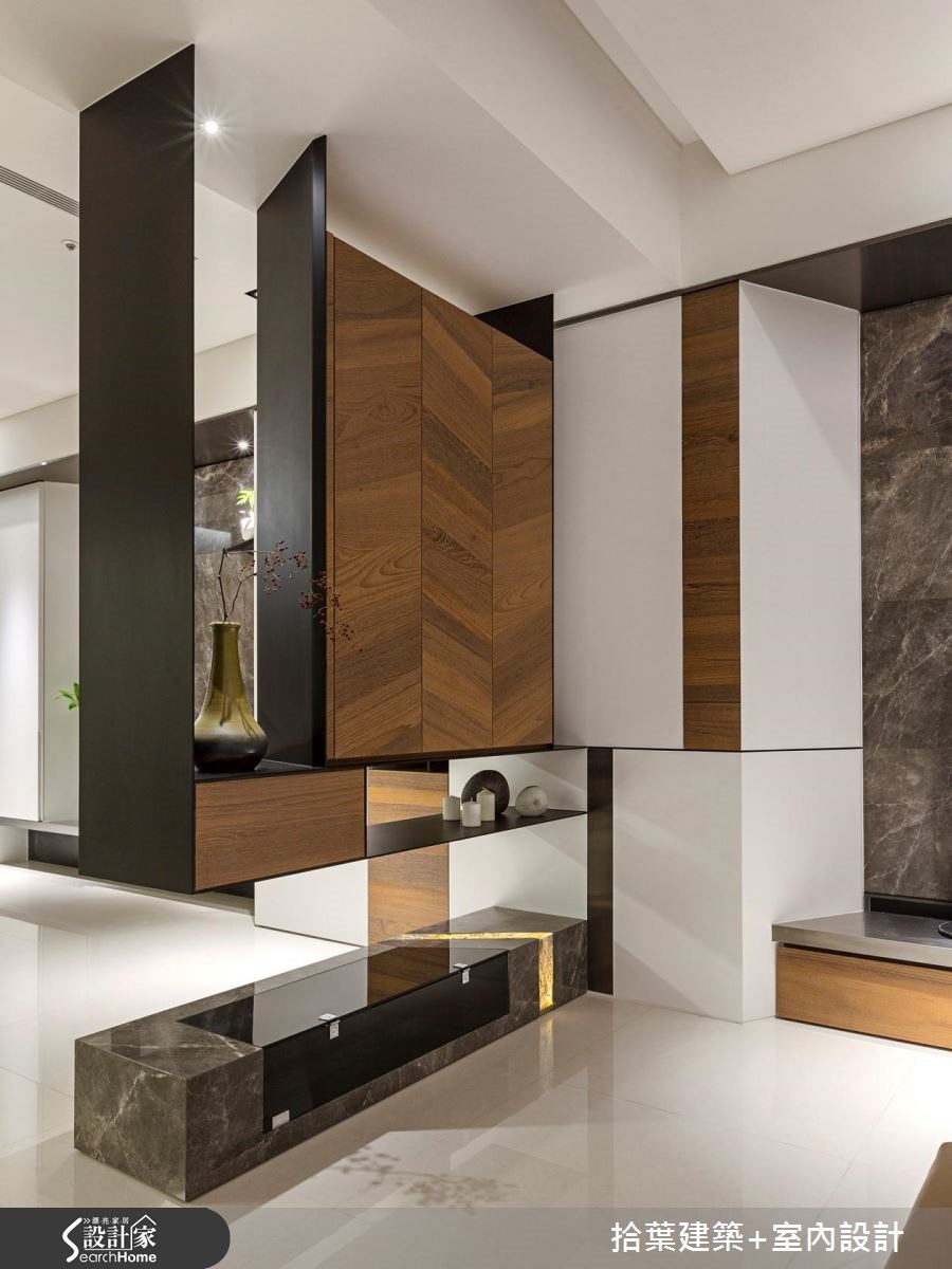 58坪新成屋(5年以下)_現代風案例圖片_拾葉建築+室內設計_拾葉_19之2