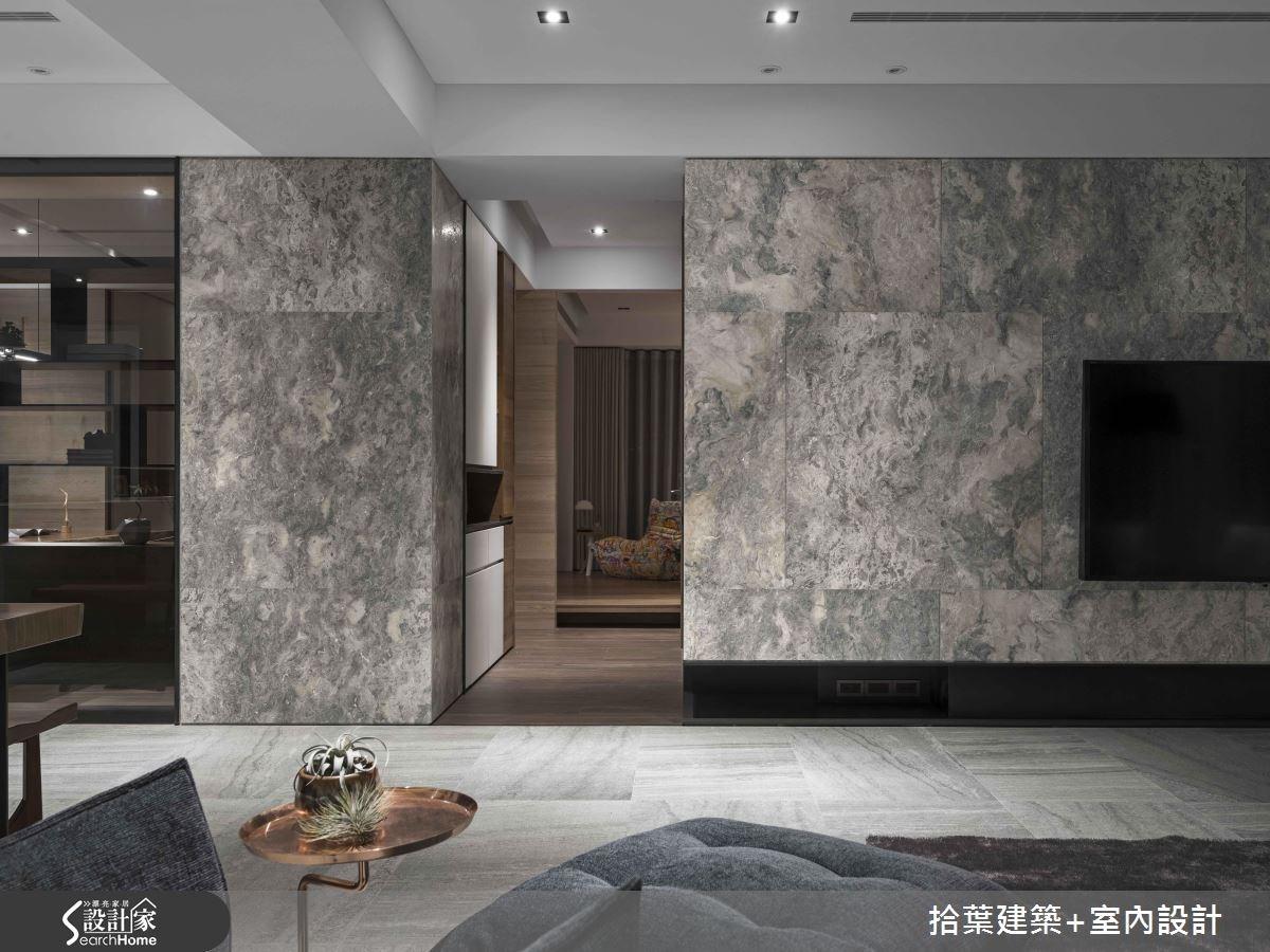 58坪新成屋(5年以下)_現代風案例圖片_拾葉建築+室內設計_拾葉_21之1