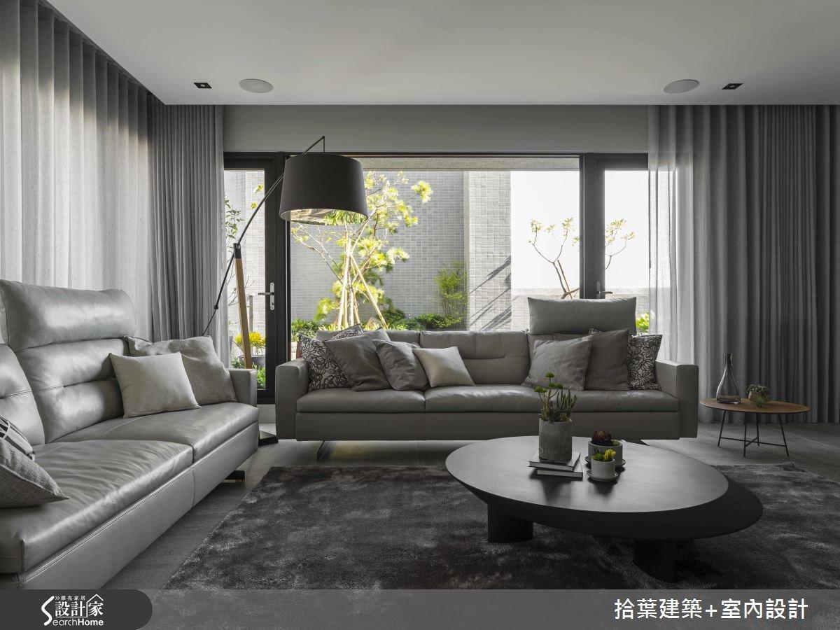 58坪新成屋(5年以下)_現代風案例圖片_拾葉建築+室內設計_拾葉_21之4