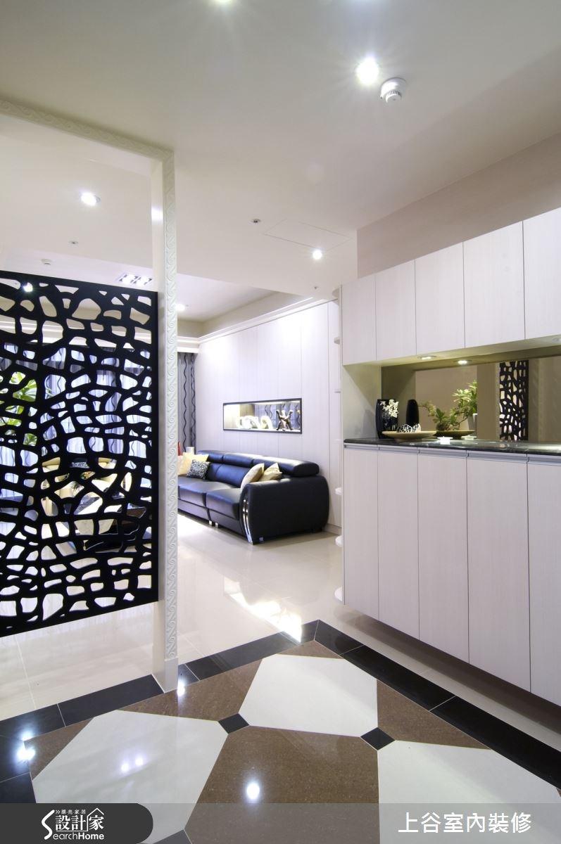 38坪新成屋(5年以下)_奢華風案例圖片_上谷室內裝修有限公司_上谷_01之1