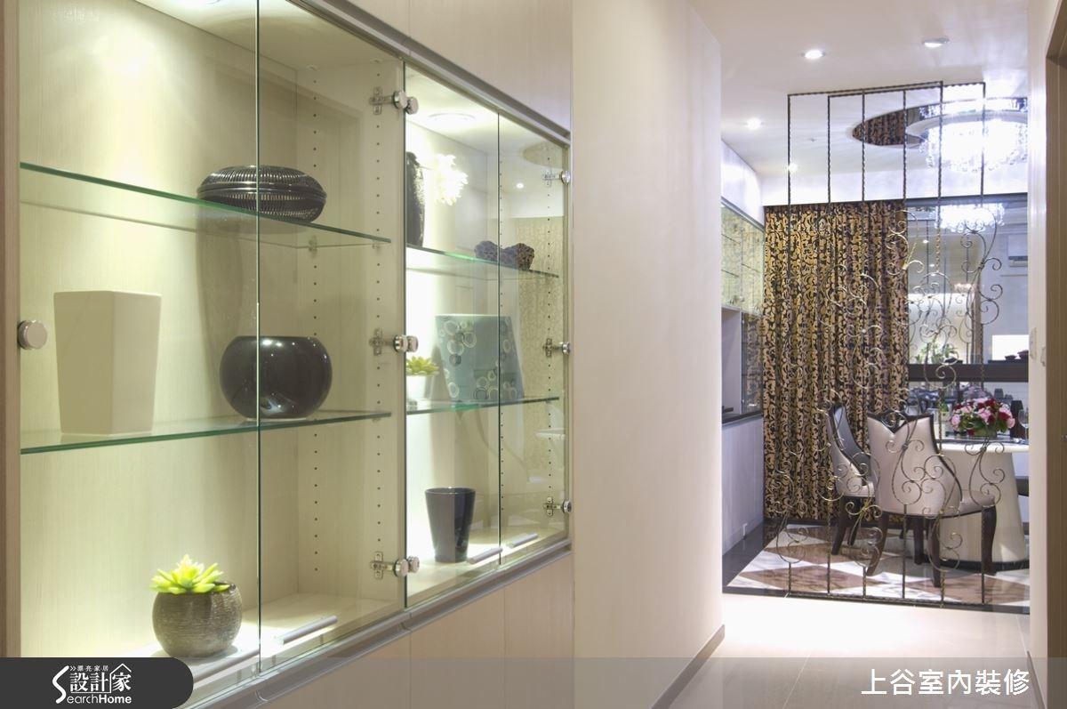 38坪新成屋(5年以下)_奢華風案例圖片_上谷室內裝修有限公司_上谷_01之5