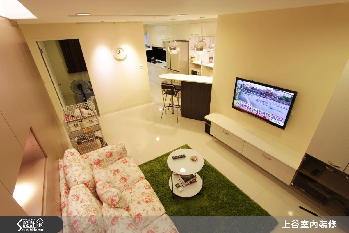 25坪老屋(16~30年)_混搭風案例圖片_上谷室內裝修有限公司_上谷_06之4