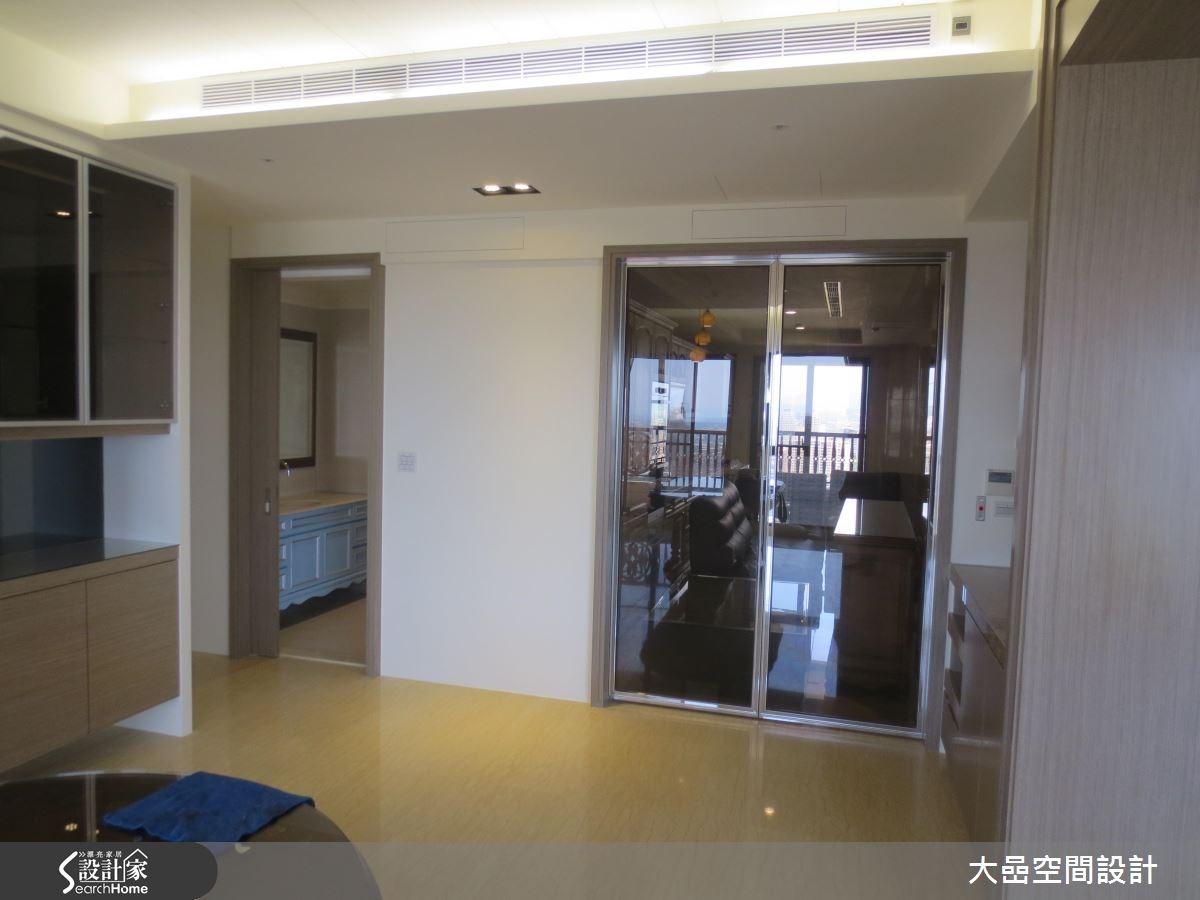 42坪新成屋(5年以下)_現代風案例圖片_大嵒空間設計_大嵒_11之4