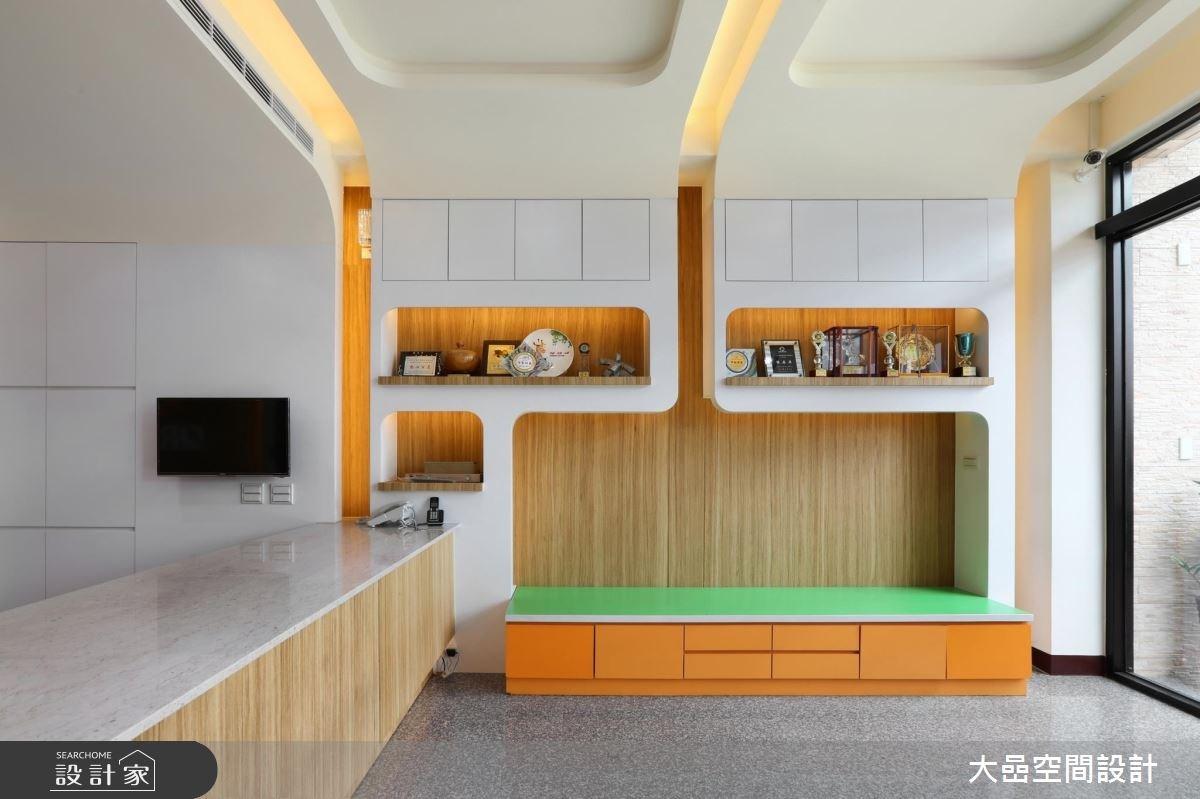 25坪新成屋(5年以下)_現代風案例圖片_大嵒空間設計_大嵒_15之2