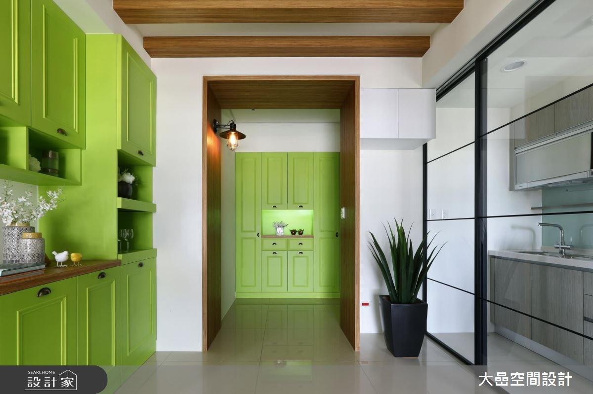 新成屋(5年以下)_鄉村風案例圖片_大嵒空間設計_大嵒_16之4