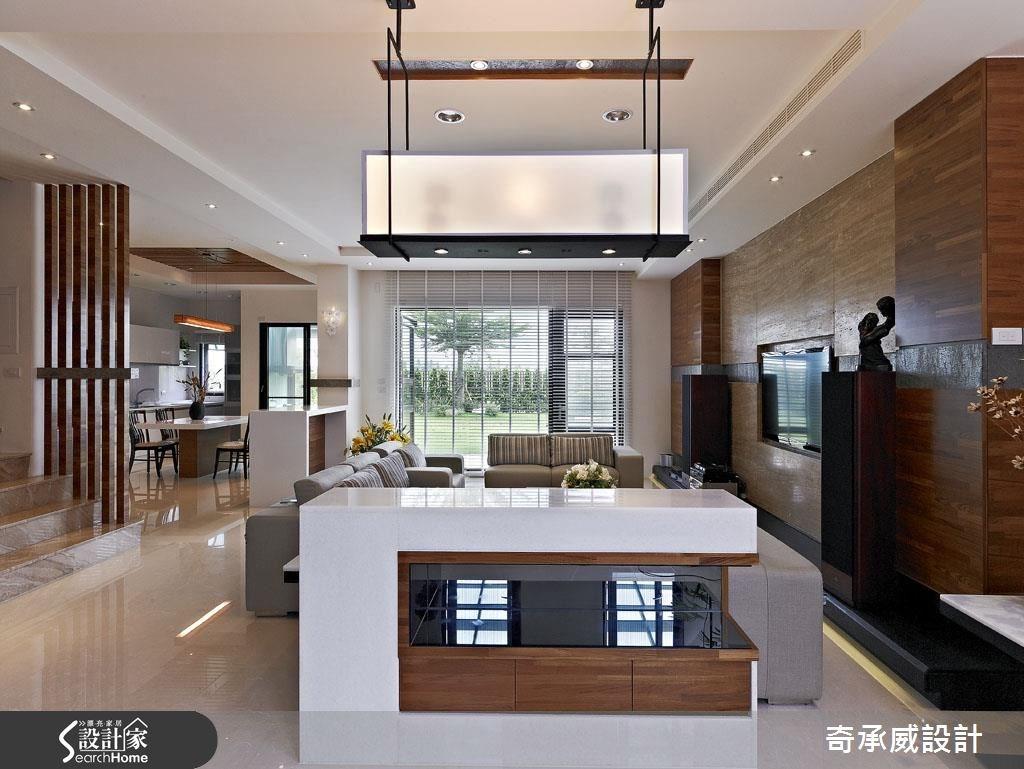 80坪新成屋(5年以下)_現代風案例圖片_楊允幀空間設計_楊允幀_02之2