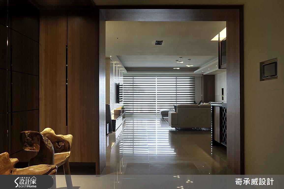 70坪新成屋(5年以下)_現代風案例圖片_楊允幀空間設計_楊允幀_04之1