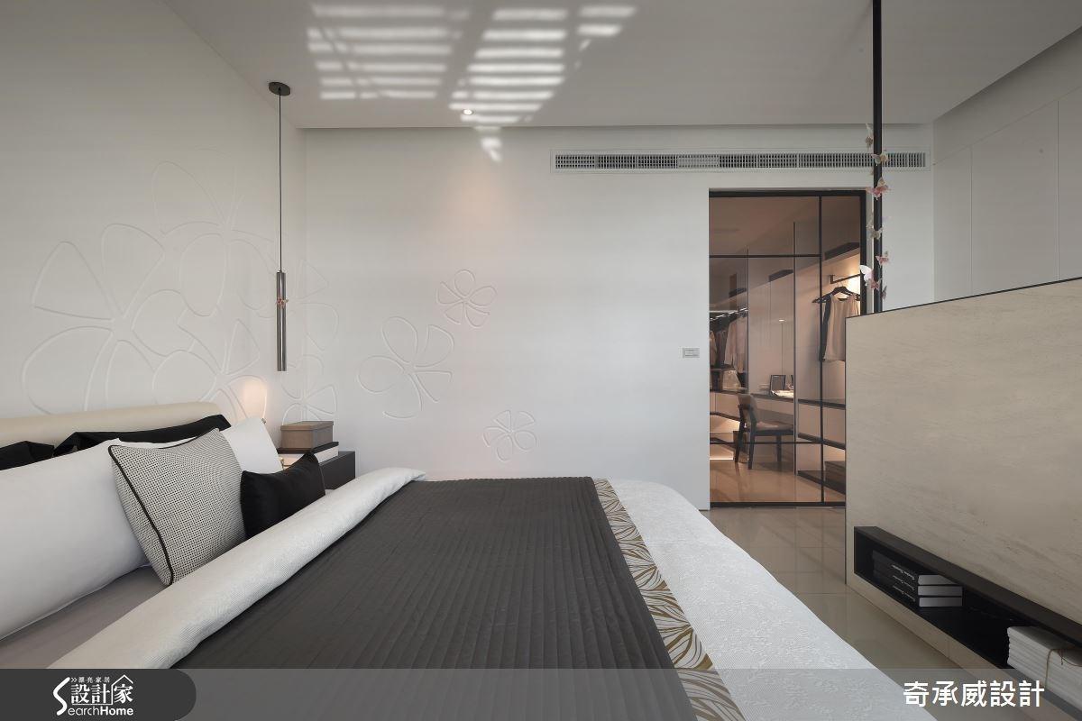 60坪新成屋(5年以下)_現代風臥室案例圖片_楊允幀空間設計_楊允幀_11之27