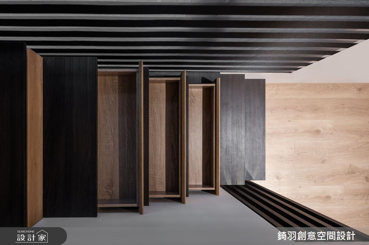 14坪新成屋(5年以下)_工業風樓梯案例圖片_錡羽創意空間設計_錡羽_29之12