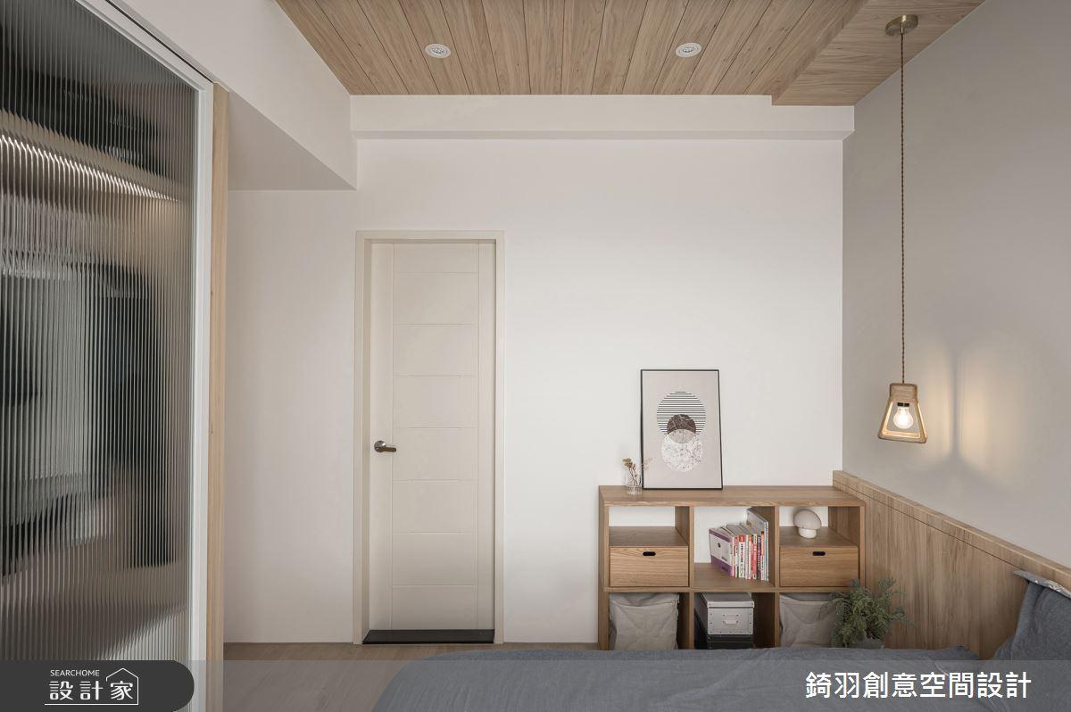 20坪新成屋(5年以下)_日式無印風臥室案例圖片_錡羽創意空間設計_錡羽_30之30