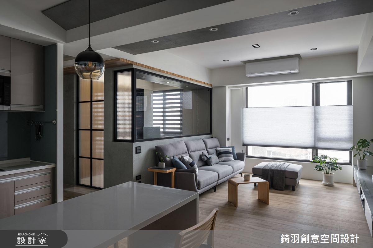 28坪新成屋(5年以下)_現代風案例圖片_錡羽創意空間設計_錡羽_31之3