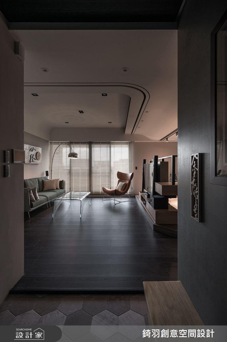 38坪新成屋(5年以下)_現代風案例圖片_錡羽創意空間設計_錡羽_33之3