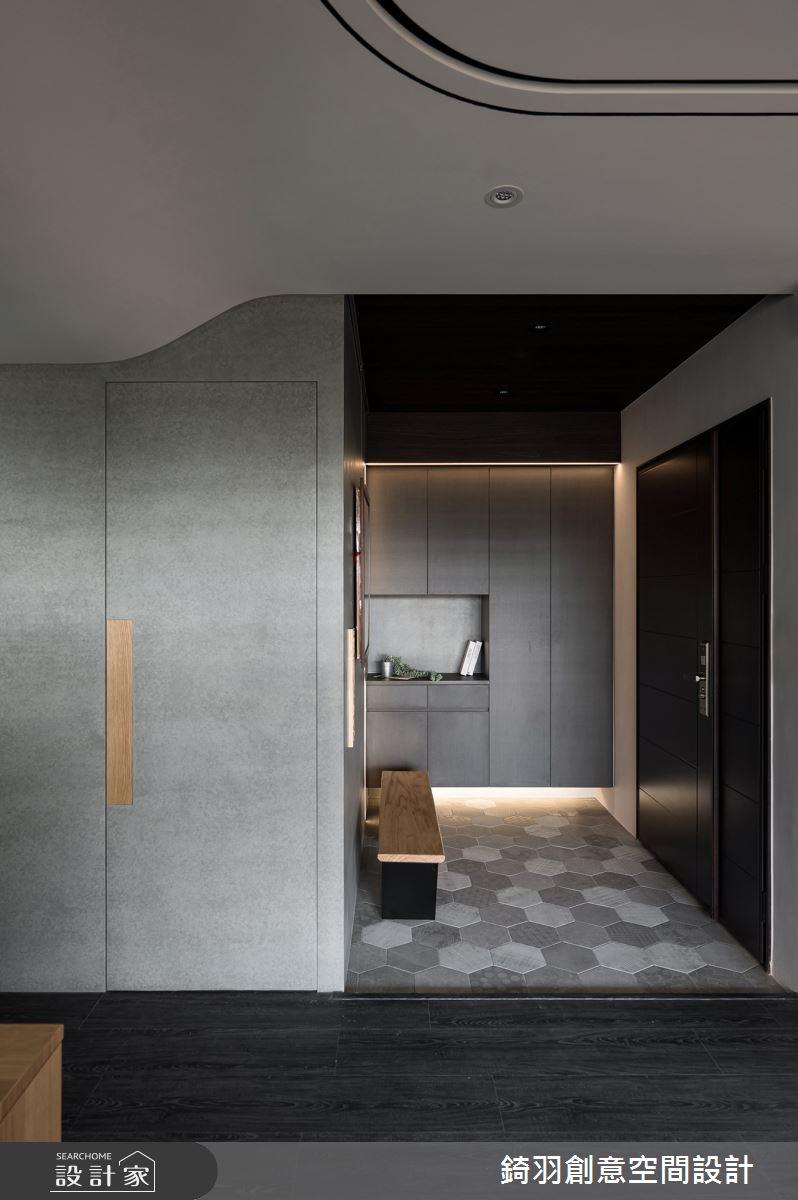 38坪新成屋(5年以下)_現代風案例圖片_錡羽創意空間設計_錡羽_33之4