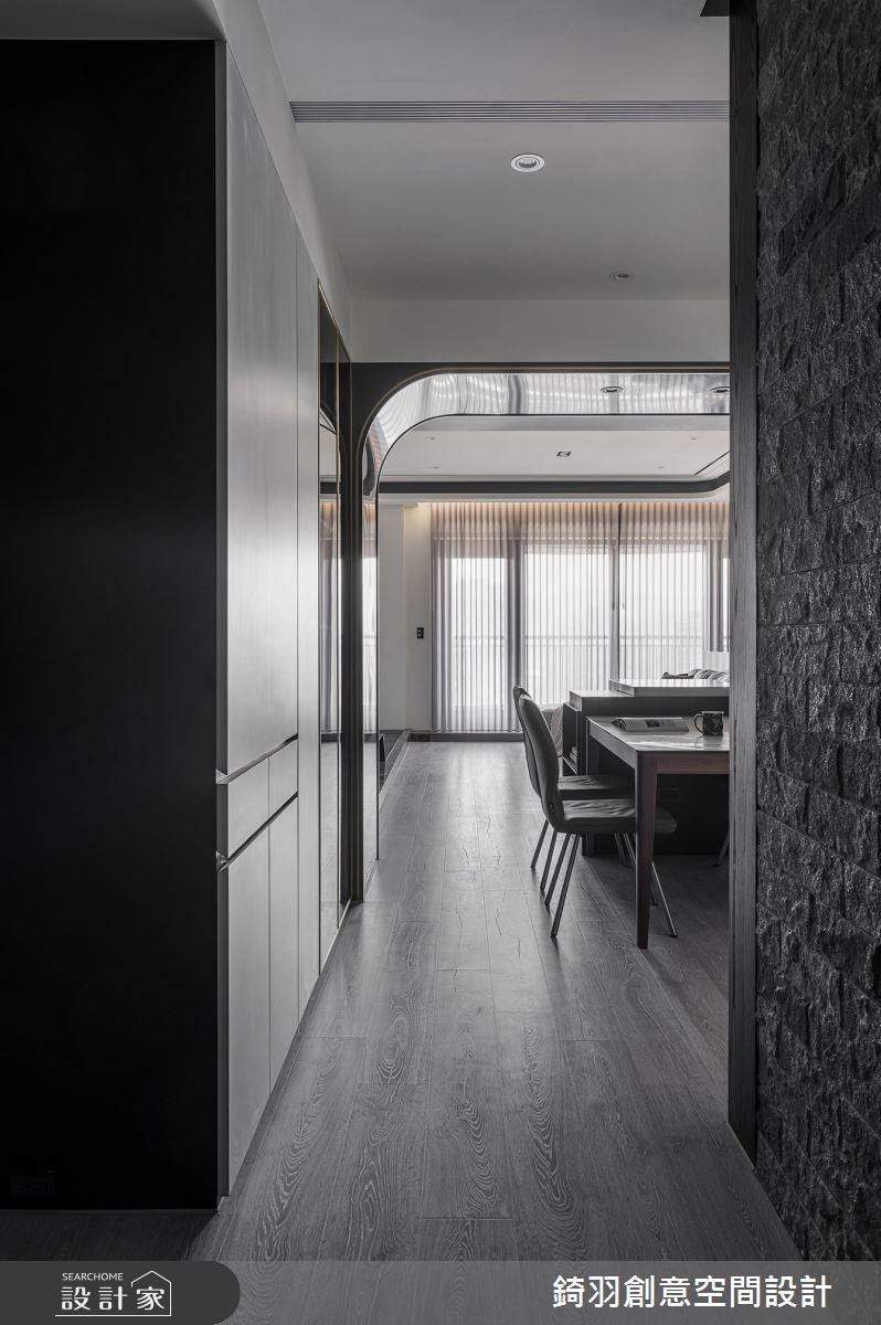 30坪新成屋(5年以下)_現代風案例圖片_錡羽創意空間設計_錡羽_35之76