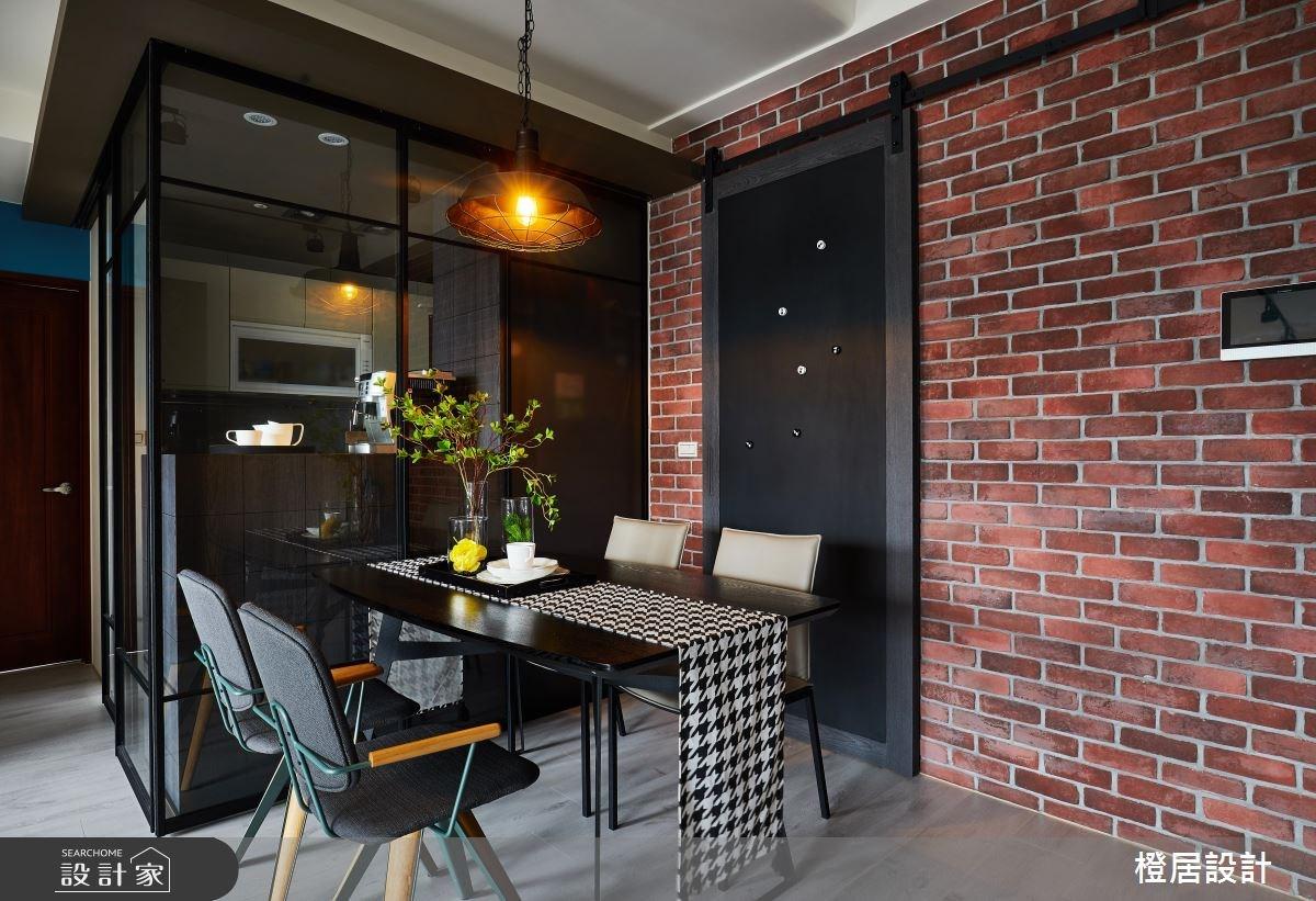 26坪預售屋_混搭風餐廳案例圖片_橙居空間設計有限公司_橙居_06之10