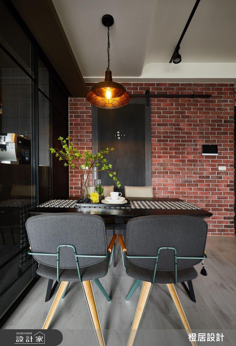 26坪預售屋_混搭風餐廳案例圖片_橙居空間設計有限公司_橙居_06之11