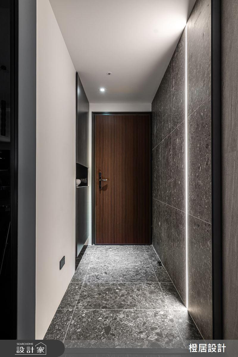 28坪新成屋(5年以下)_現代風案例圖片_橙居空間設計有限公司_橙居_14之2