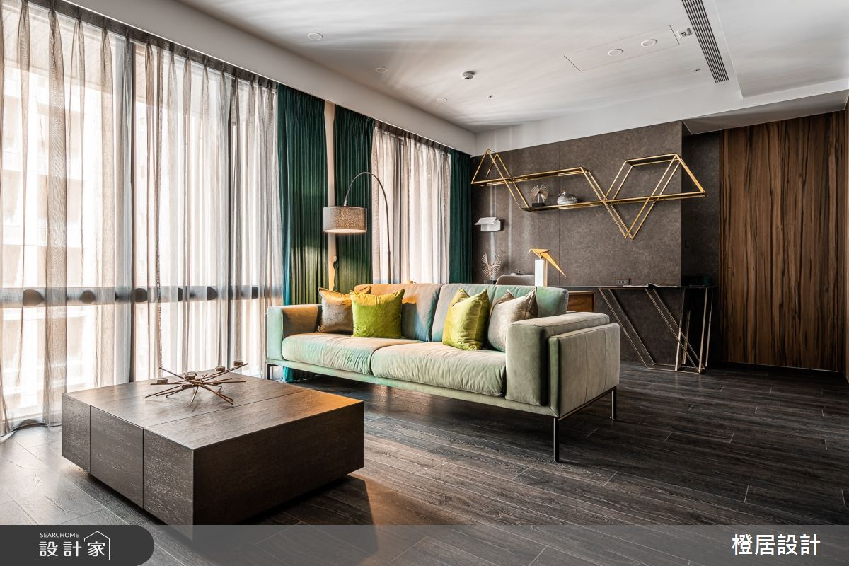 28坪新成屋(5年以下)_現代風案例圖片_橙居空間設計有限公司_橙居_14之4