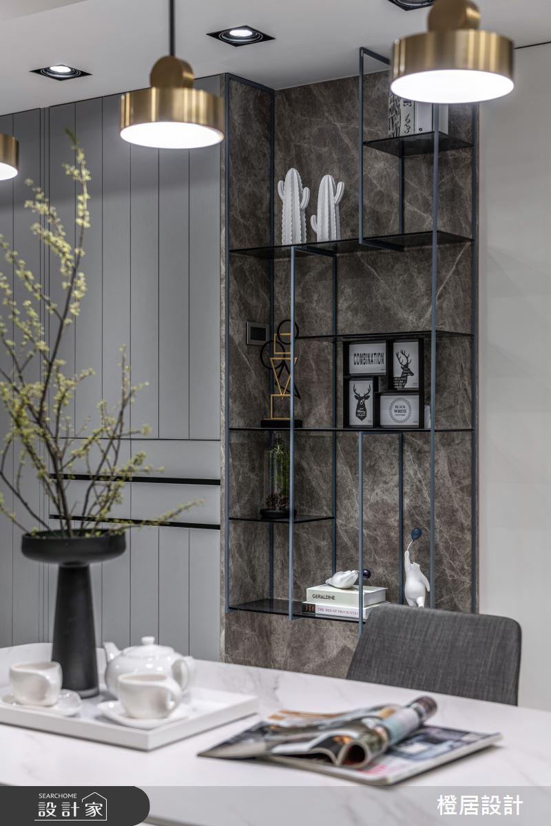 28坪中古屋(5~15年)_現代風餐廳案例圖片_橙居空間設計有限公司_橙居_17之16