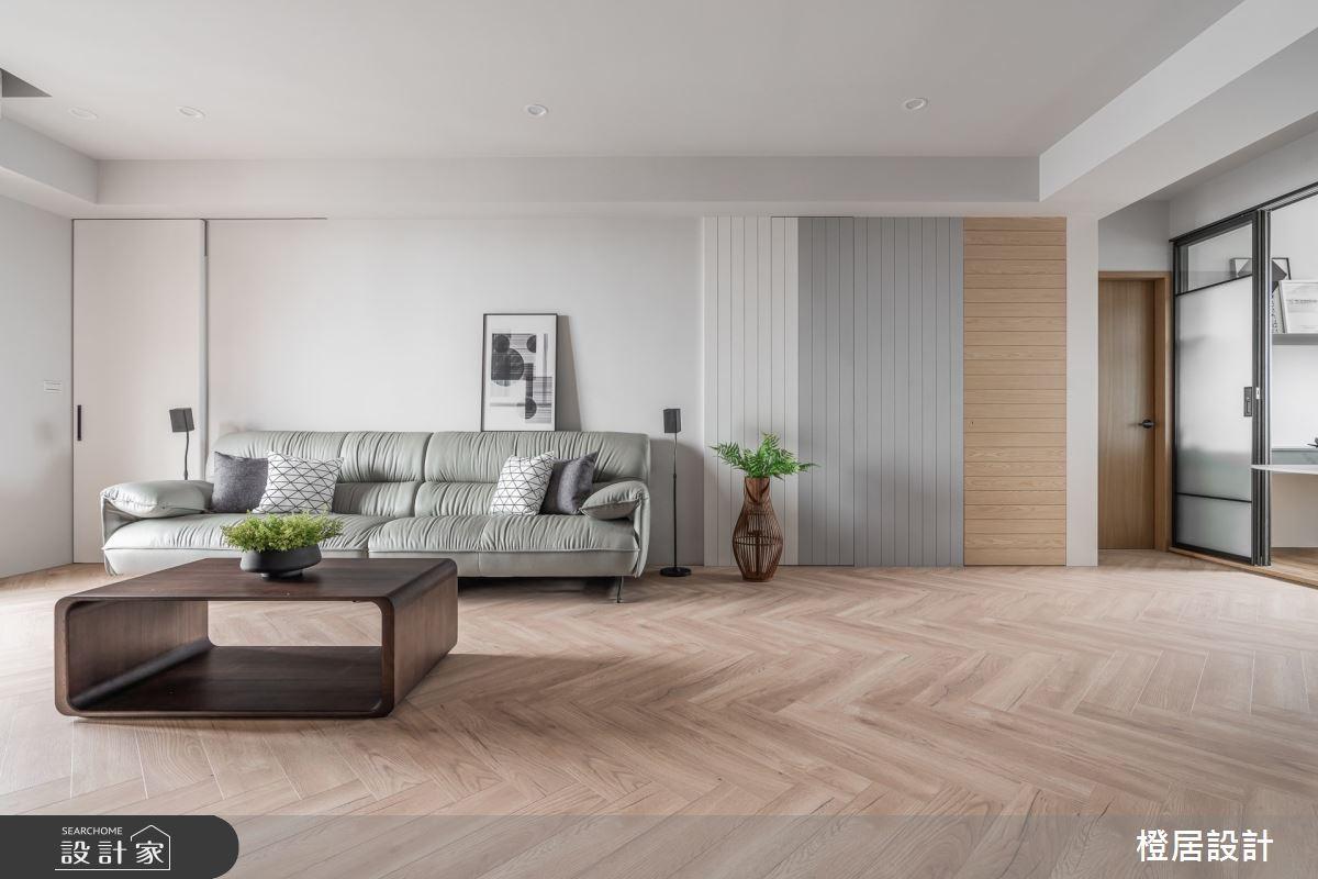 28坪新成屋(5年以下)_北歐風案例圖片_橙居空間設計有限公司_橙居_19之3