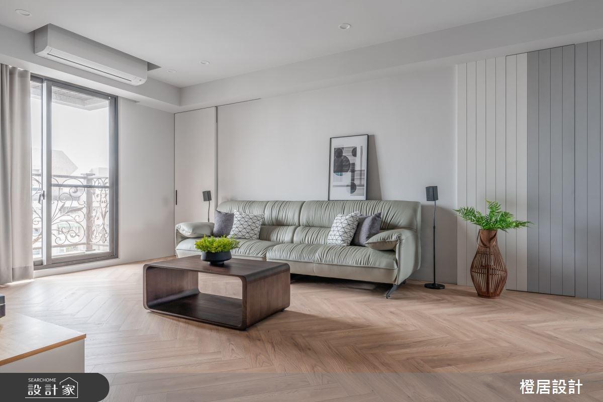 28坪新成屋(5年以下)_北歐風案例圖片_橙居空間設計有限公司_橙居_19之2