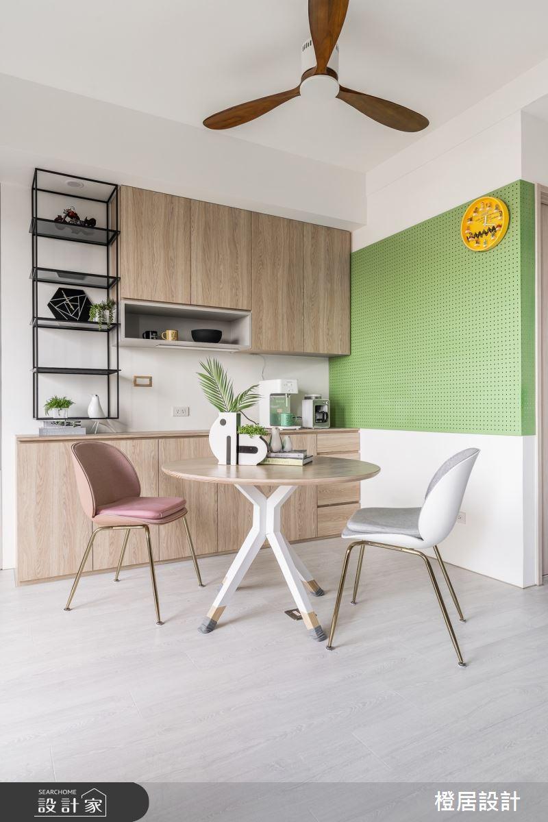 24坪新成屋(5年以下)_北歐風案例圖片_橙居空間設計有限公司_橙居_20之4