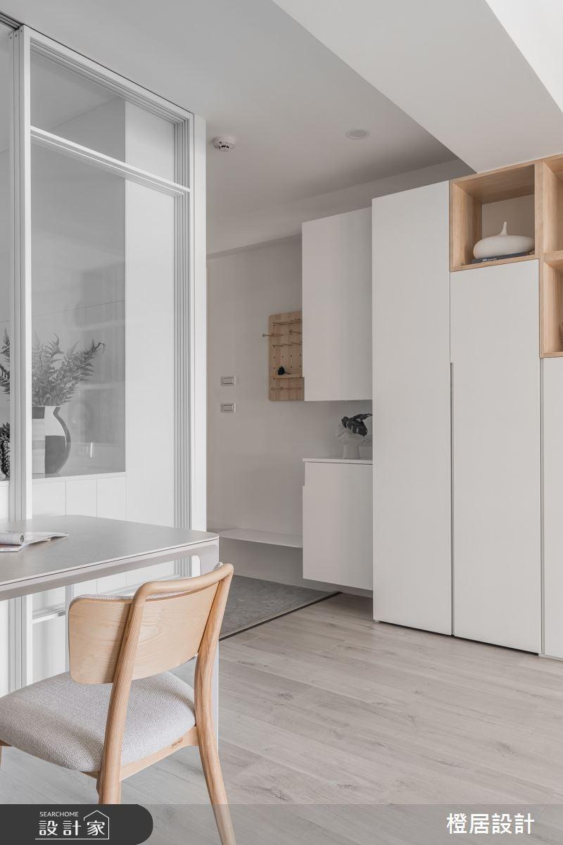 28坪新成屋(5年以下)_北歐風案例圖片_橙居空間設計有限公司_橙居_21之4