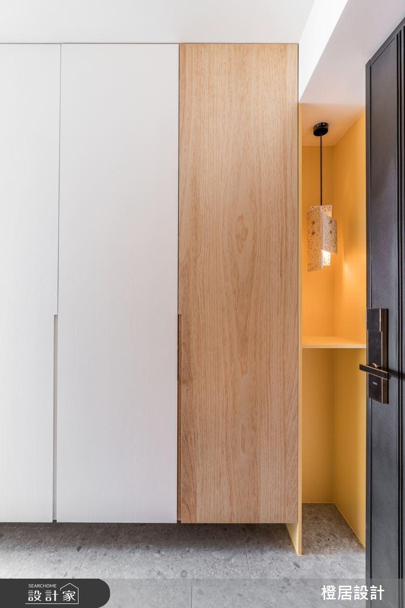 28坪新成屋(5年以下)_北歐風案例圖片_橙居空間設計有限公司_橙居_21之1