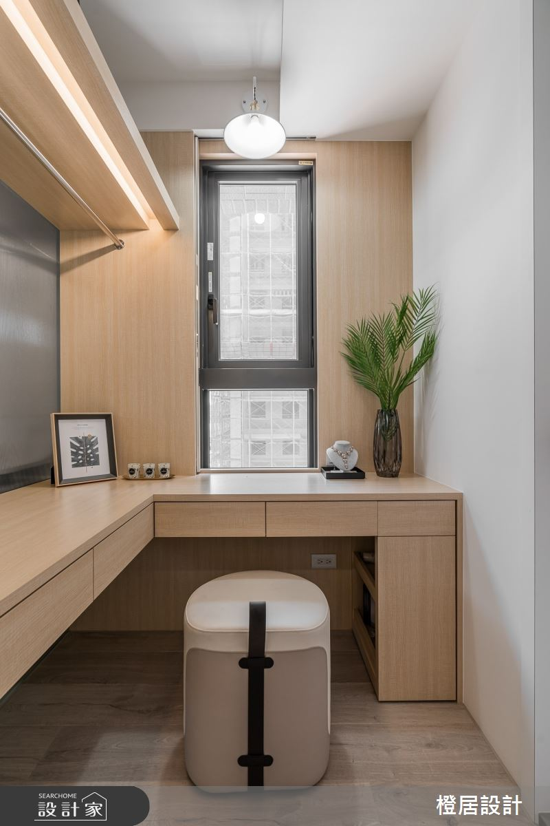 28坪新成屋(5年以下)_北歐風案例圖片_橙居空間設計有限公司_橙居_21之31