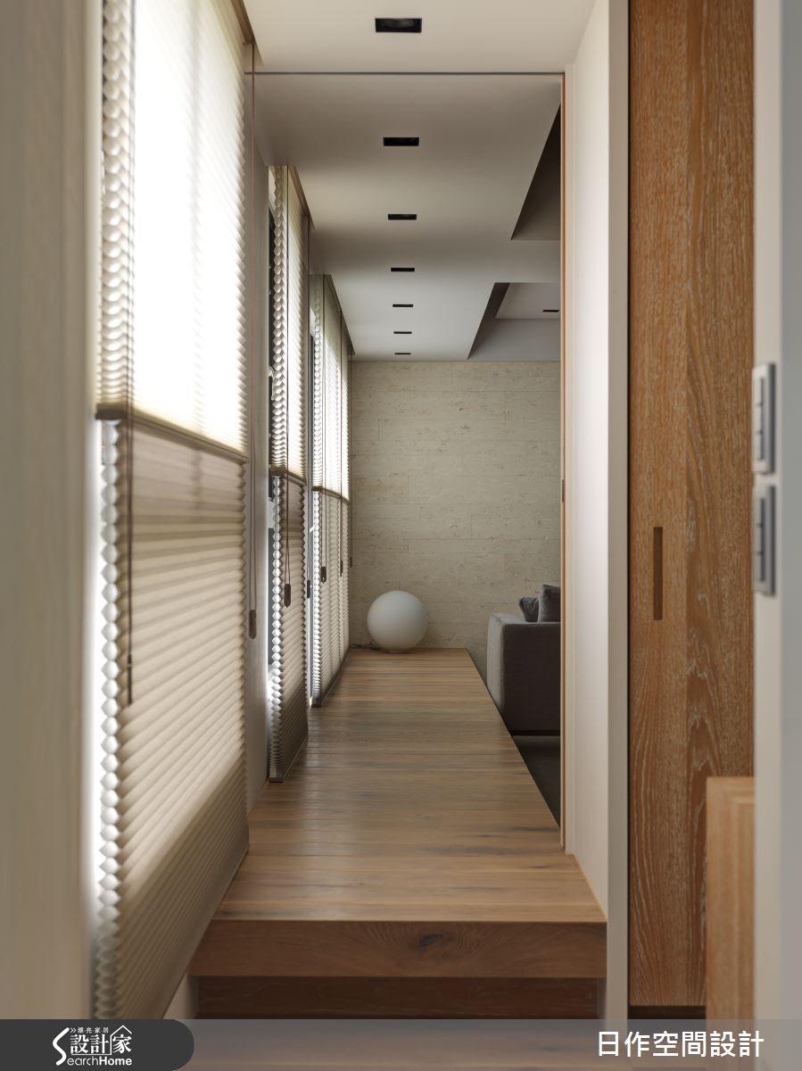 35坪新成屋(5年以下)_現代風臥榻案例圖片_日作空間設計有限公司_日作_02之8