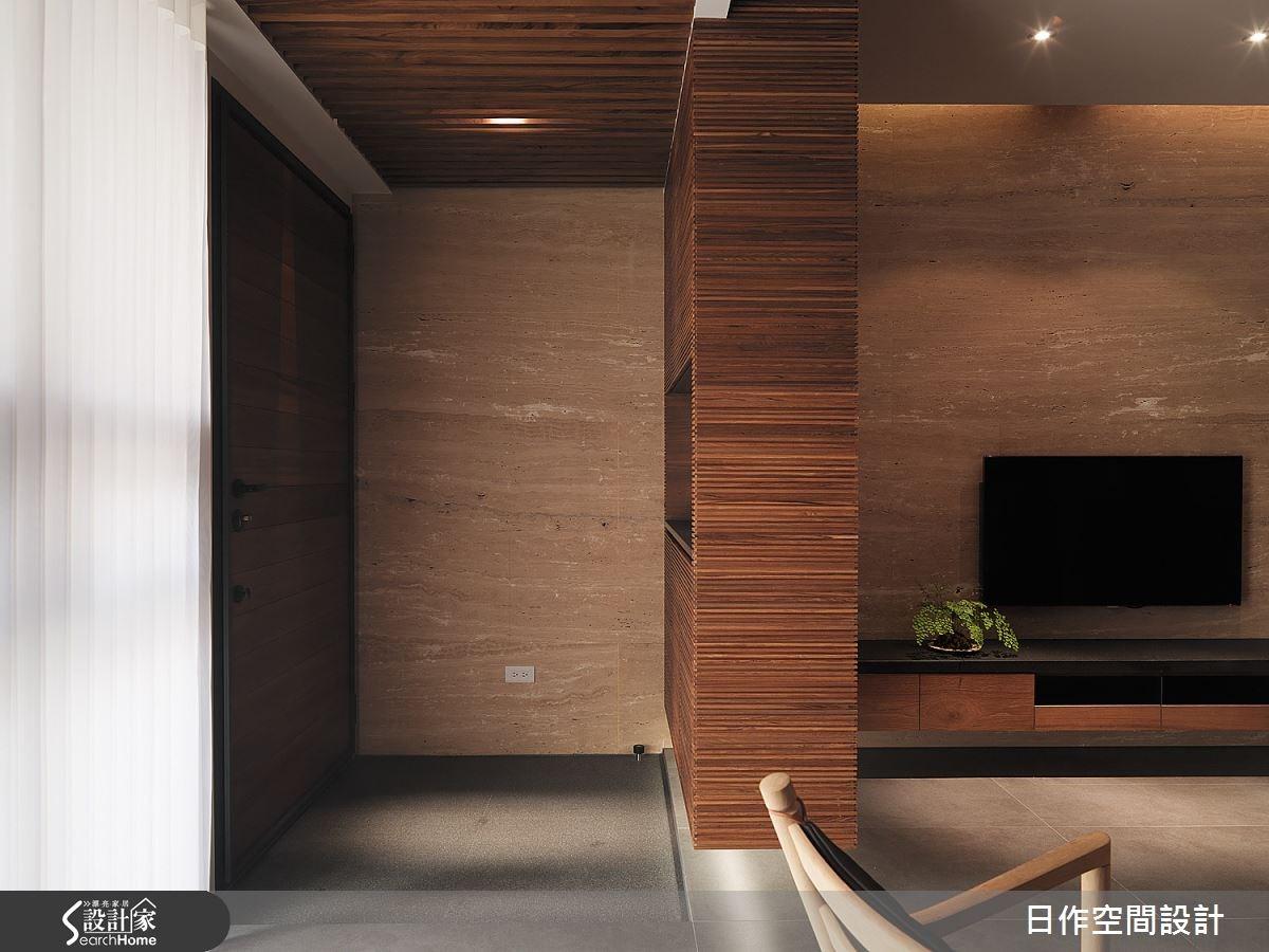 56坪老屋(16~30年)_現代風玄關客廳案例圖片_日作空間設計有限公司_日作_06之2