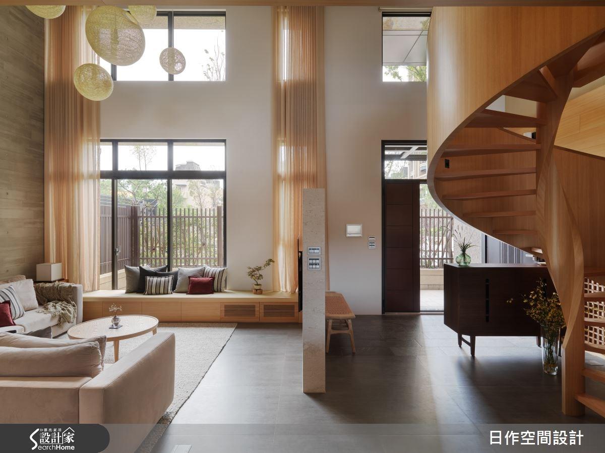 60坪新成屋(5年以下)_人文禪風案例圖片_日作空間設計有限公司_日作_09之3