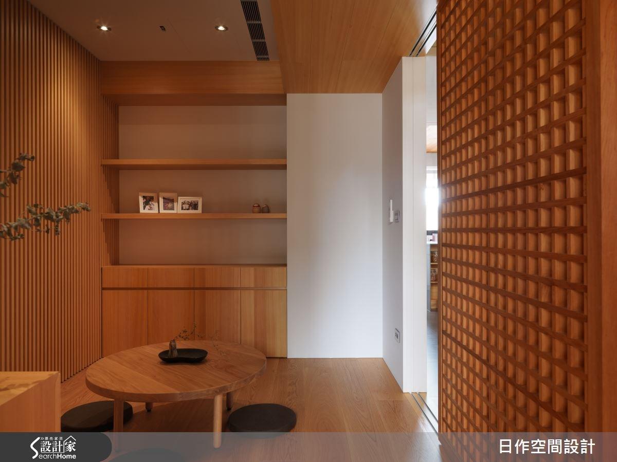60坪新成屋(5年以下)_人文禪風案例圖片_日作空間設計有限公司_日作_09之16