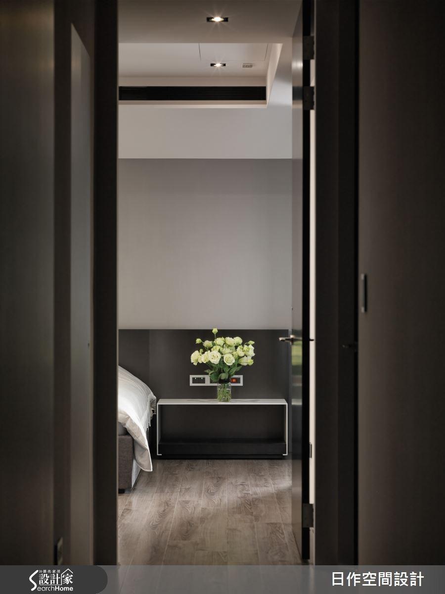 30坪新成屋(5年以下)_現代風臥室案例圖片_日作空間設計有限公司_日作_10之16