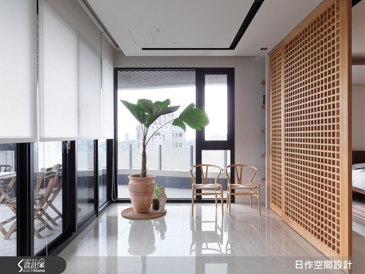 42坪新成屋(5年以下)_休閒風案例圖片_日作空間設計有限公司_日作_11之11