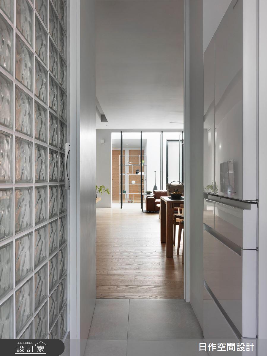 中古屋(5~15年)_日式無印風廚房案例圖片_日作空間設計有限公司_日作_21之4