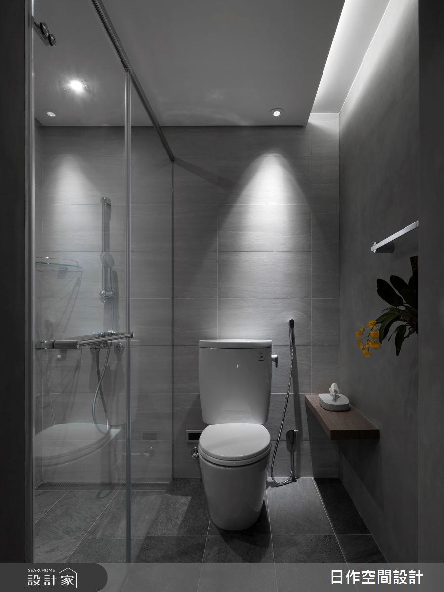 老屋(31~40年)_休閒人文風浴室案例圖片_日作空間設計有限公司_日作_26之39